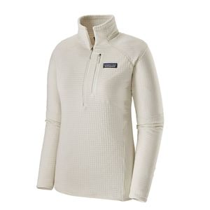 NWT Patagonia women's R1 pullover size large white